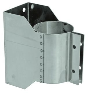 Duravent Fswb3 Stainless Steel Wall Bracket For 3 Inch