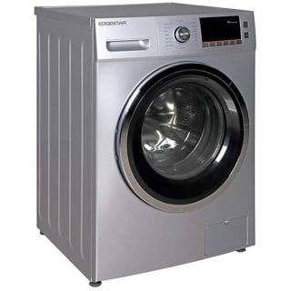 Ft. Front Loading Electric Washer/Dryer Combo ...