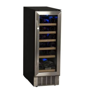 Edgestar 12 Inch 18 Bottle Built In Wine Cooler Cwr181sz