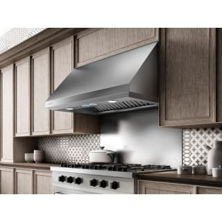 Elica Ecl148s4 Stainless Steel 375 1200 Cfm 48 Inch Wide Under Cabinet Range Hood With Hush System And Heat Guard Technology Ventingdirect Com