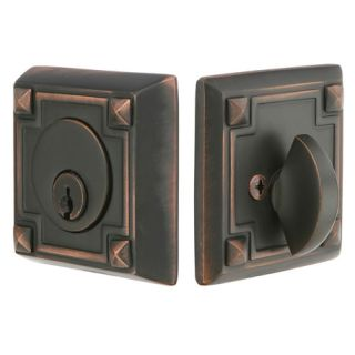 Emtek 8454us10b Oil Rubbed Bronze Arts And Crafts Style