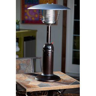 Fire Sense Table Top Lpg Patio Heater