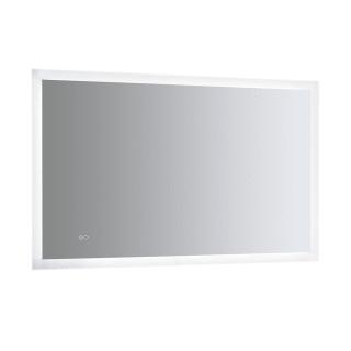 Fresca Fmr014830 Mirror Luminosa 30 X 48 Framed Bathroom Mirror With Halo Led Lighting And Defogger Faucet Com