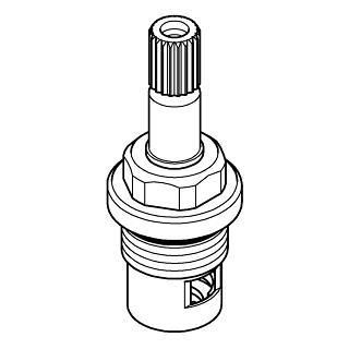 Grohe 48243000 n a replacement faucet cartridge - Grohe bathroom faucet cartridge replacement ...