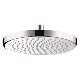 Hansgrohe 26478001 Chrome Croma Rain 2 GPM Shower Head - Faucet.com