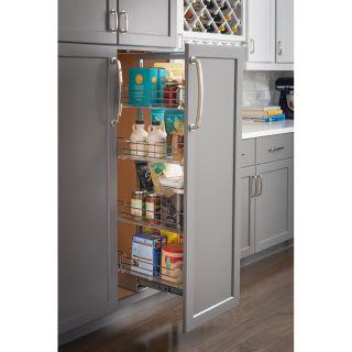 Polished Chrome 12 Inch Base Cabinet