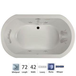Jacuzzi Whirlpool Bath Jacuzzi.Jacuzzi Anz7242wcr4iw
