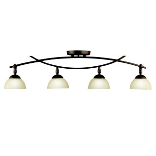 Kichler 42164oz Olde Bronze Bellamy 4 Light 6 Quot Wide Track