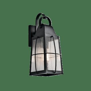 Kichler 49553bkt Textured Black Tolerand Collection 1