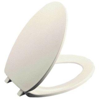 Phenomenal Kohler K 4664 0 White Traditional Elongated Closed Front Beatyapartments Chair Design Images Beatyapartmentscom