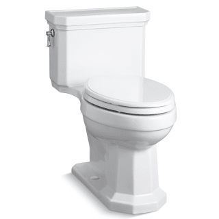 Kohler K 3940 0 White Kathryn 1 28 Gpf One Piece Elongated