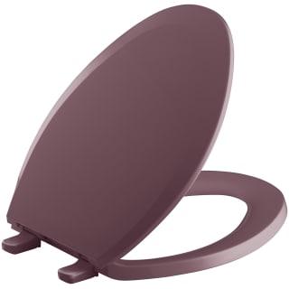 Marvelous Kohler K 4652 53 Raspberry Puree Lustra Q2 Elongated Closed Uwap Interior Chair Design Uwaporg