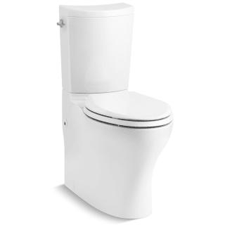 Kohler K 75790 0 White Persuade Curv Comfort Height Two