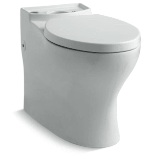 Wondrous Kohler K 4326 95 Ice Grey Persuade Comfort Height Elongated Uwap Interior Chair Design Uwaporg