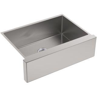 Kohler K 5417 Na Stainless Steel 29 1 2 Quot Single Basin