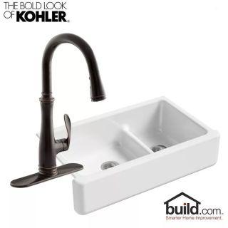 Kohler K 6427 K 560 2bz Oil Rubbed Bronze Faucet