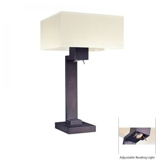Kovacs P342 617 Bronze 2 Light Table Lamp From The Step