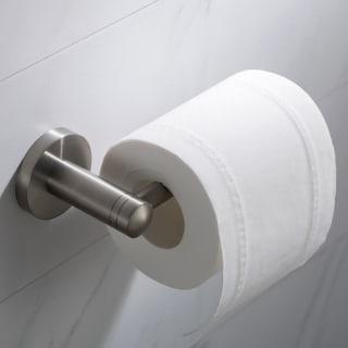 Kraus Kea 18829bn Brushed Nickel Elie Wall Mount Toilet Paper Holder Faucet Com