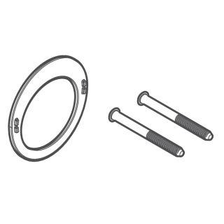 Kwikset 83397 15 Satin Nickel Thin Door Kit For 816 Smart