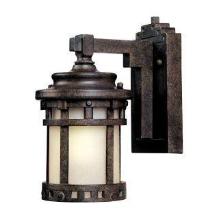 Maxim 55035mose Sienna Mocha Glass 20 Quot Tall Led Outdoor