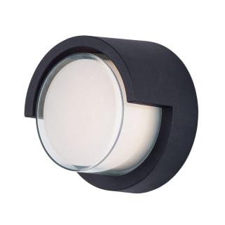 Maxim 86162bk Black Eyebrow 7 Led Wall Sconce Faucetdirect Com