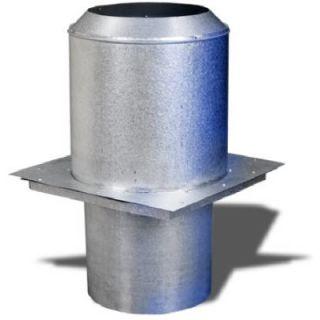 Metalbest 224490 Galvanized Steel Sure Temp 24 Quot Class A