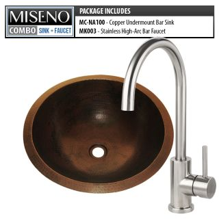 Previous Copper Undermount Bar Sink88