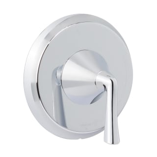 Less Rough In Miseno MNOVT850BN Bella Single Function Pressure Balanced Valve Trim Only with Single Lever Handle