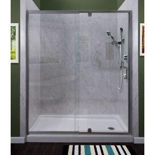 Framed Pivot Shower Doors.Miseno Msdc4869