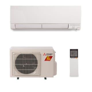 mitsubishi mz-fh09na - 9k btu hyper heating mini split