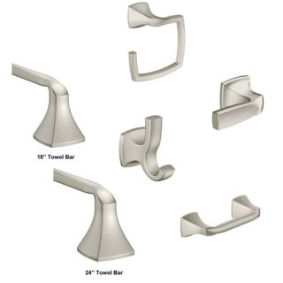 moen voss accessories bundle 1