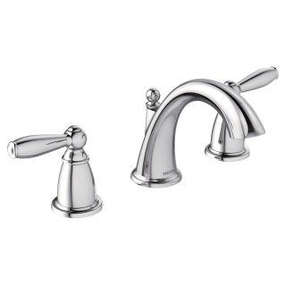 Bathroom Faucet Gpm moen t6620 chrome brantford 1.2 gpm widespread bathroom faucet
