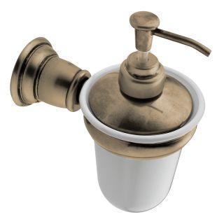 Moen Csiyb5466az Antique Bronze Wall Mounted Soap Dispenser