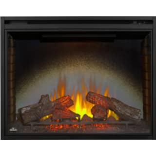Napoleon NEFB40H Black 9000 BTU 40 Inch Wide Built In