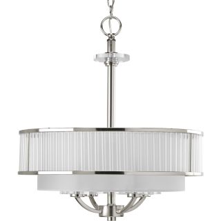 Progress Lighting P3881 104 Polished Nickel Nisse 4 Light