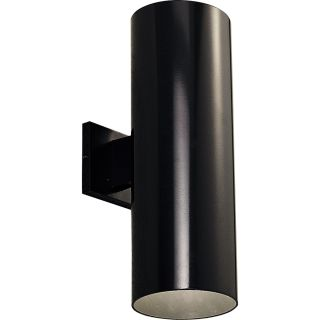 Progress Lighting P5642 31 30k Black Led Cylinder Outdoor