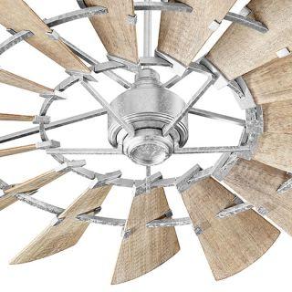 Quorum International 96015 9 Galvanized 60 Quot Ceiling Fan
