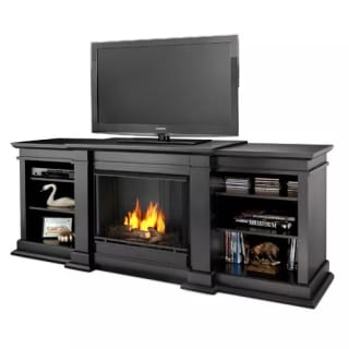 Real Flame Fresno Indoor Gel Fireplace/Entertainment Center