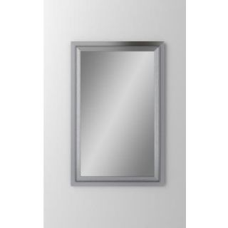 Robern Dc2030d4cfg70 Mirrored With Satin Nickel Frame Main Line 20