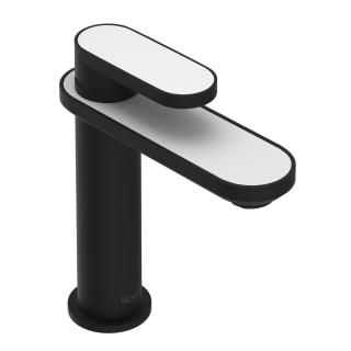 Rohl Mi01d1blmb Matte Black Miscelo Single Handle Lavatory Faucet Faucetdirect Com