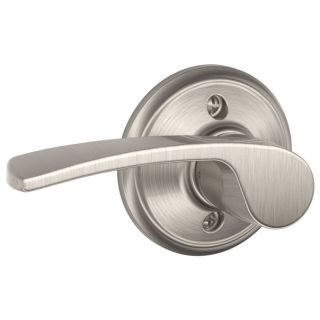 Schlage F170mer619lh Satin Nickel Merano Left Handed