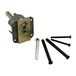 Schlage 61075609 Antique Brass Thick Door Kit For Schlage