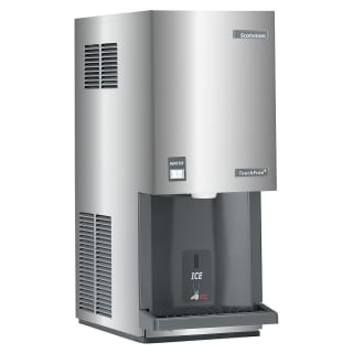Scotsman Hid312a 1a Meridian Ice Machine And Water Dispenser