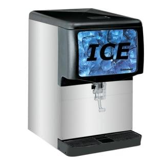 Scotsman ID150B-1 Countertop Ice Dispenser, 150 lb.
