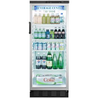 Scr1150 Summit Commercial Beverage Refrigerator Cooler With Glass Door