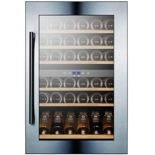 summit vc60d - Dual Zone Wine Cooler