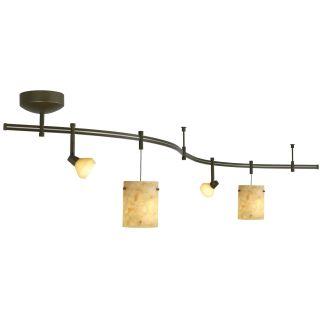 Tech Lighting 800RAL28NXZ Antique Bronze Tiella 4 Light Decorative Flexible T