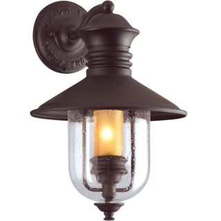 Troy Lighting B9360nb Natural Bronze Old Town 1 Light 16