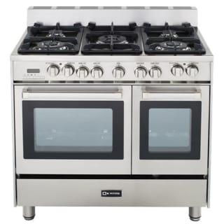 Verona 36 Dual Fuel Double Oven Range