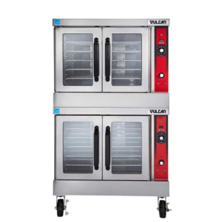 Vulcan Double Deck Gas Convection Oven Vc44gd